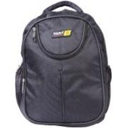 Fast Fashion BACKPACKS 10 L Laptop Backpack(Black)