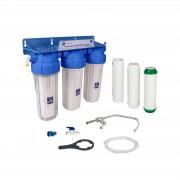 Sistem de filtrare al apei in 3 etape Aquafilter FP3-K1N