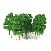 ELECTROPRIME® 20 1:150 Scale Model Trees Train Park Railway Scenery Layout N Gauge Layout