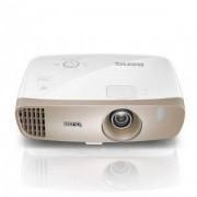 Мултимедиен проектор, BenQ W2000, DLP DC3, 1080p, 2000 ANSI, 10 000:1, 1.3zoom, HDMI/9H.Y1J77.17E