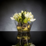 Aranjament floral VASE MASSY BULB