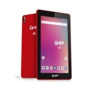 TABLET GHIA A7 SLIM/QUADCORE 1.5GHZ/1GB16GB/2CAM/WIFI/BT/ANDROID 8.1 GO /ROJA
