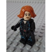 LEGO Minifig Super Heroes_186 Black Widow_B