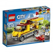 Lego City 60150 - Great Vehicles: Furgone Delle Pizze