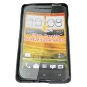 Силиконов гръб ТПУ за HTC Desire 600 Черен