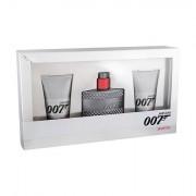 James Bond 007 Quantum confezione regalo eau de toilette 50 ml + doccia gel 2x 50 ml Uomo