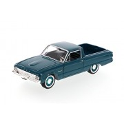 Motor Max 1960 Ford Ranchero Pickup Truck, Green - Motormax 79321 1/24 Scale Diecast Model Car