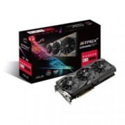 Видео карта AMD Radeon RX 580, 8GB, Asus Republic Of Gamers Strix Gaming, PCI-E 3.0, GDDR5, 256 bit, 2x DisplayPort, 2x HDMI, DVI