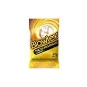 Preservativo Blowtex Prazer Prolongado Efeito Retardante 3 Unidades