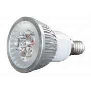 Bec Led E14, model R50, 3W, lumina calda