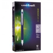 Jetstream Rt Roller Ball Retractable Pen, Waterproof, Black Ink, Fine