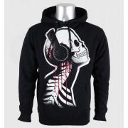 hoodie muški Akumu Ink - Ton Death - 5HM09