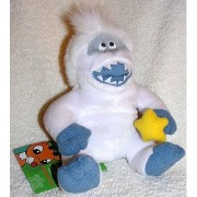 Rudolph Island of Misfit Toys 7 Plush Bumble the Abominable Snowman CVS Bean Bag from 1998