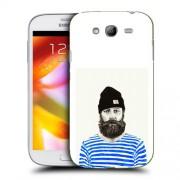 Husa Samsung Galaxy Grand Neo i9060 i9080 i9082 Silicon Gel Tpu Model Abstract Man V3