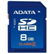 ADATA SDHC 8GB Class 4 memoria flash