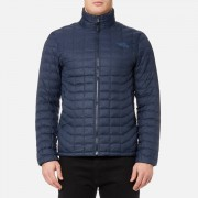 The North Face Men's Thermoball® Full Zip Jacket - Urban Navy Stria - XXL - Blue