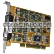 Tarjeta uPCI RS232 RS422 RS485 4 port VSCOM