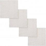 myfelt Linéa 4er Bundle Sitzauflagen quadratisch