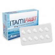 Fidia Farmaceutici Spa Itamifast 25 Mg Compresse Rivestite Con Film 10 Compresse In Blister Pa/Pvc/Al