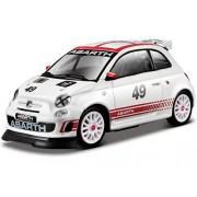 "Bburago - 1/43 Race Abarth 500 (3.5"")"