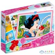 Quercetti: Fantacolor Disney Hercegnők Pötyi Játék (KWH, 977)