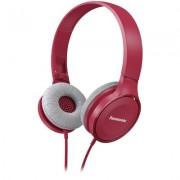 Слушалки Panasonic RP-HF100M, розови