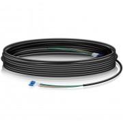 Ubiquiti Fiber Cable, Single Mode, 300 feet length
