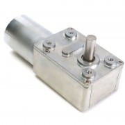 12V 10Rpm Reversible High Torque Turbo Worm Geared Motor DC Motor JGY370 New Arrival