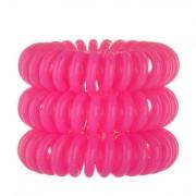 Invisibobble The Traceless Hair Ring Haargummi 3 St. Farbton Pink für Frauen