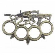 Prijam Punch Gun Style Knuckle Punch Showpies Blade Size 11 Cm
