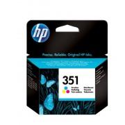 HP 351 Origineel Inktcartridge CB337EE 3 Kleuren