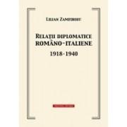 Relatii diplomatice romano-italiene 1918-1940
