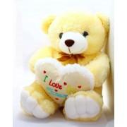 Peach 3.5 Feet I Love You Forever Heart Teddy Bear