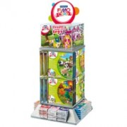 """> ***display 96 panetti fimo kids 42gr ass. e 24 set """"form&play"""" staedtler (unit"""