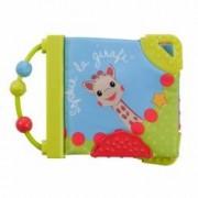 Carte de joaca colorata Girafa Sophie Vulli