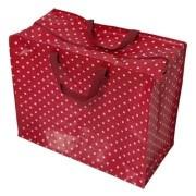 Rex Inter Jumbo Bag Red Retro Spot