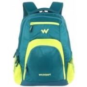 Wiki by Wildcraft Hopper_2 Teal Backpacks 35 L Backpack(Green)