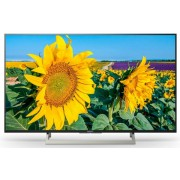 "Televizor LED Sony 139 cm (55"") KD55XF8096, Ultra HD 4K, X-Reality PRO, Smart TV, Android TV, WiFi, CI+"
