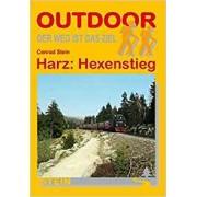 Wandelgids Harz: Hexensteig | Conrad Stein Verlag