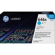 HP 646A - CF031A toner cian