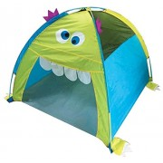Pacific Play Tents Monster Play Tent Green/Blue Metal/Plastic/Polyester