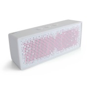 Antec SP 1 WP White Portable Wireless Bluetooth Speaker & Speakerphone