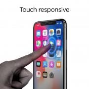 Capa Bolsa Flip Slim + Película para Sony Xperia M4 Aqua