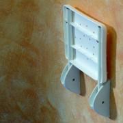 Meyra MoBalux lehajtható falra szerelhető zuhany ülőke