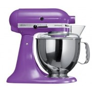 Mixer cu bol KitchenAid Artisan, 300W, 4.8l (Grape)
