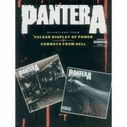 Alfred Music Pantera: Vulgar Display of Power/Cowboys From Hell