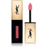 Yves Saint Laurent Vernis À Lèvres Rebel Nudes langlebiger, glänzender Lippenstift 2 in 1 Farbton 103 Pink Pastel 6 ml