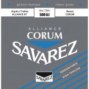Savarez Alliance Corum 500AJ Saiten Konzertgitarre