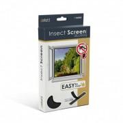 Plasa anti insecte pentru ferestre 100x100 negru , anti muste,anti tantari