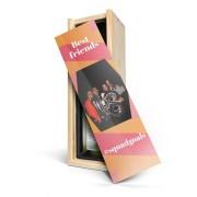 YourSurprise Wijn in bedrukte kist - Yalumba Organic Chardonnay